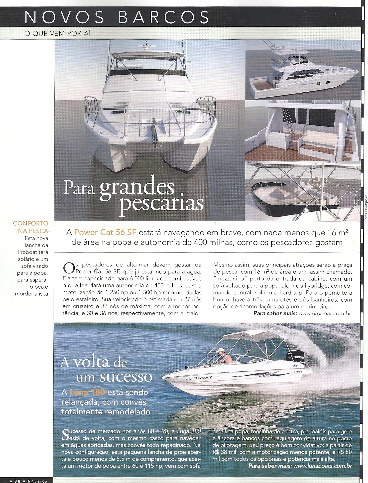 Revista Nautica 290-Pro Boat 56-Out 2012